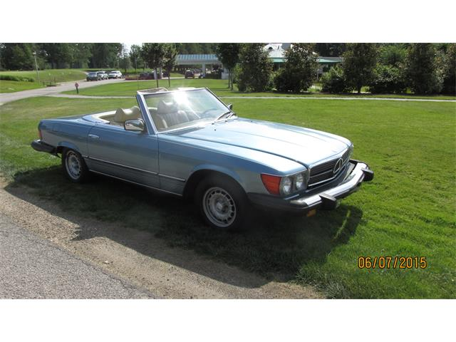 1978 Mercedes-Benz 450SL | 811110