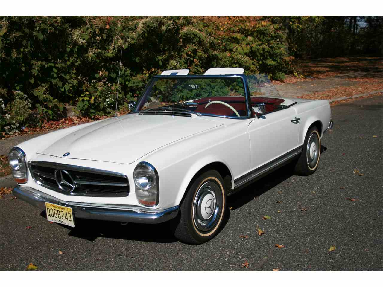 1966 mercedes benz 230sl for sale cc for Mercedes benz 230sl