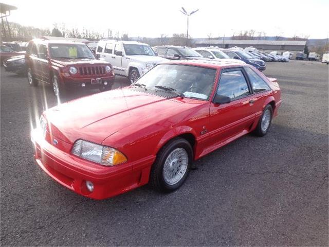 1990 Ford Mustang GT | 811123