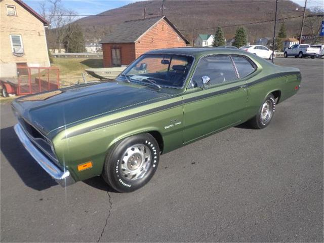 1970 Plymouth Duster | 811124