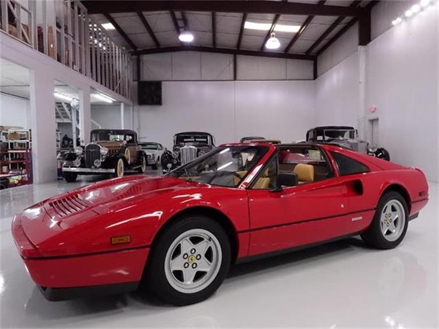 1986 Ferrari 328 GTS | 811133