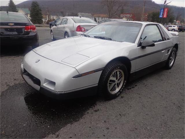 1986 Pontiac Fiero | 811138