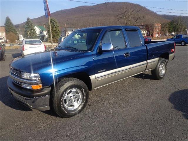 2000 Chevrolet Silverado | 811143