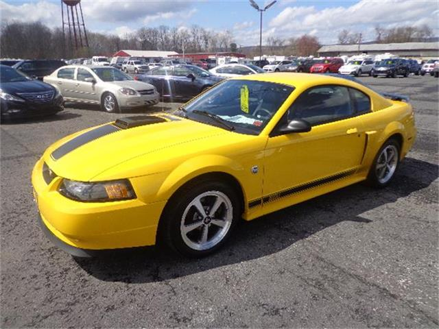 2004 Ford Mustang Mach 1 | 811145