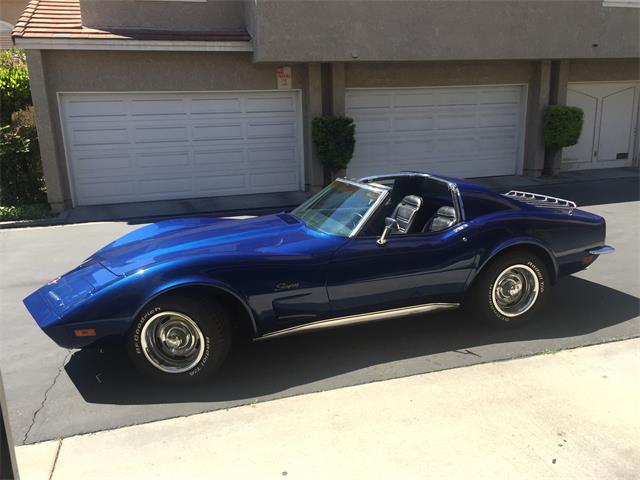 1973 Chevrolet Corvette Stingray | 811159