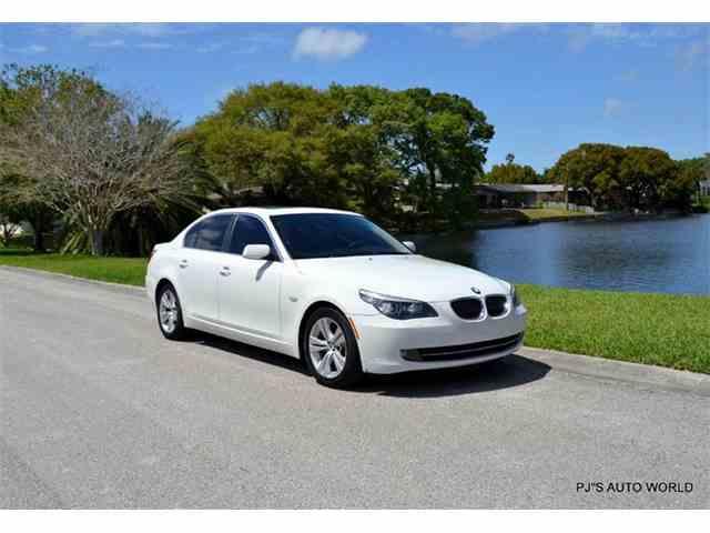 2009 BMW 5 Series | 811180