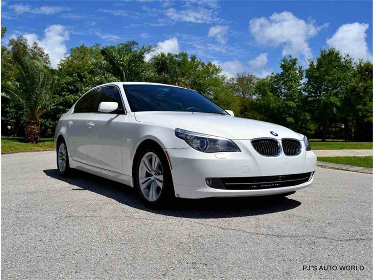 2009 bmw 5 series for sale cc 811180. Black Bedroom Furniture Sets. Home Design Ideas
