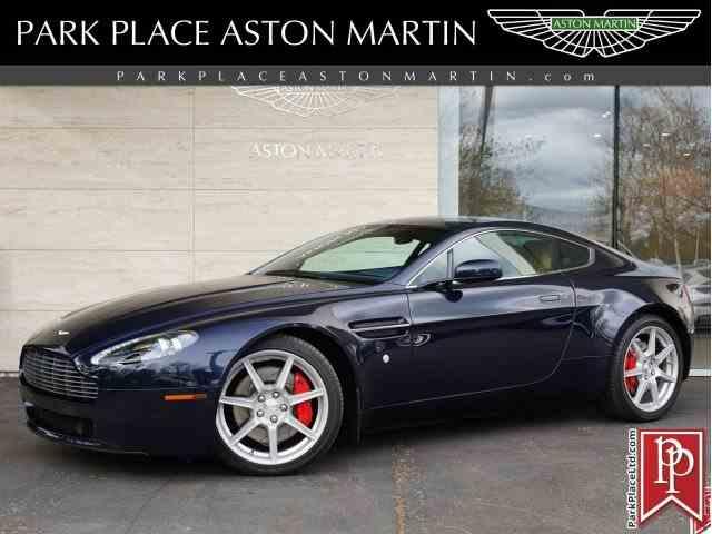 2008 Aston Martin Vantage | 811192