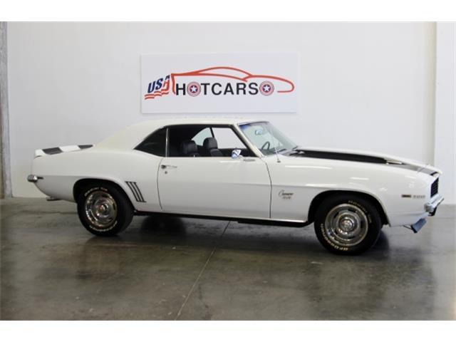 1969 Chevrolet Camaro 396 | 811196