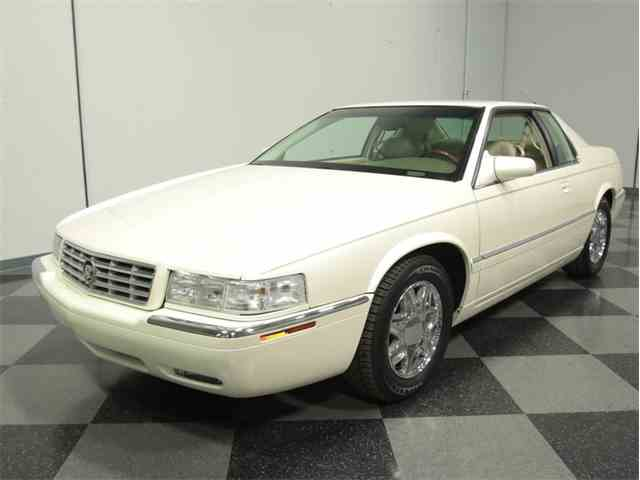 2002 Cadillac Eldorado | 811201