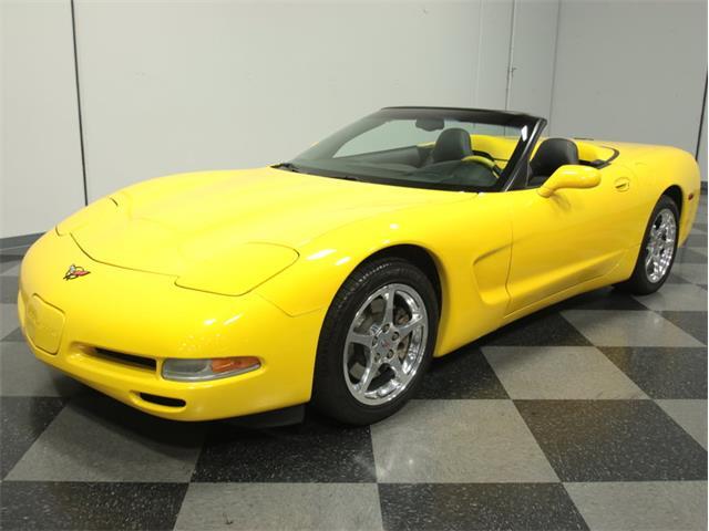 2002 Chevrolet Corvette | 811208