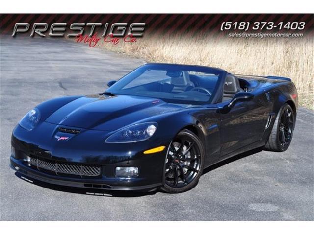 2013 Chevrolet Corvette   811245