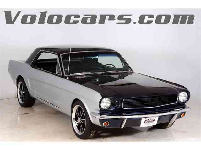 1966 Ford Mustang | 811256