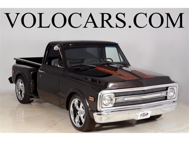 1970 Chevrolet C/K 10 | 811257