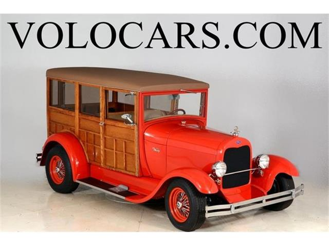 1929 Ford Woody Wagon | 811261