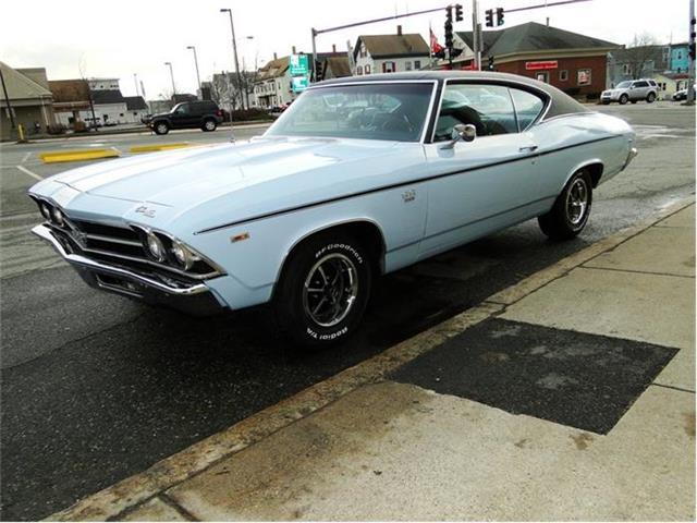 1969 Chevrolet Chevelle | 811277