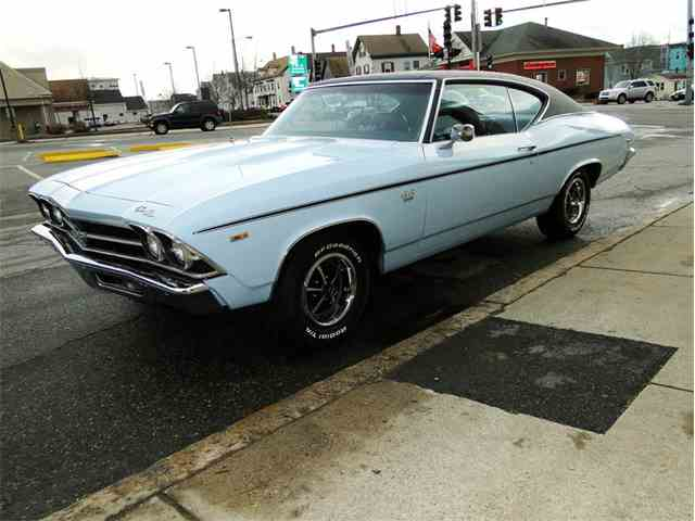 1969 Chevrolet Chevelle SS | 811277