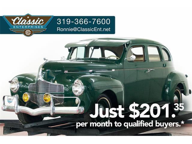 1940 Dodge D-17 Special 6 | 811286
