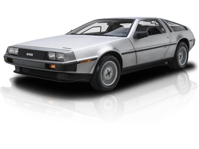 1983 DeLorean DMC-12 | 811288