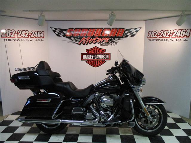 2015 Harley-Davidson® FLHTK - Ultra Limited | 811297
