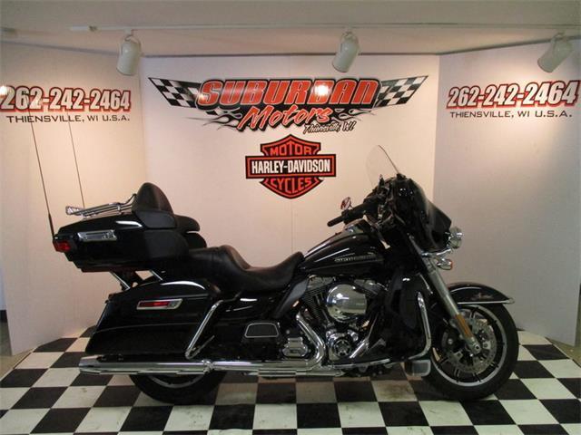2015 Harley-Davidson® FLHTK - Ultra Limited | 811298