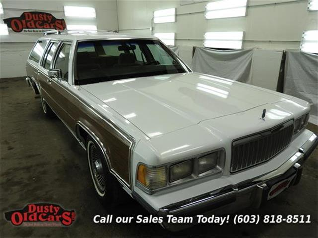1988 Mercury Grand Marquis | 811332