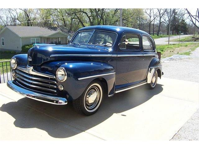 1948 Ford Super Deluxe | 811343