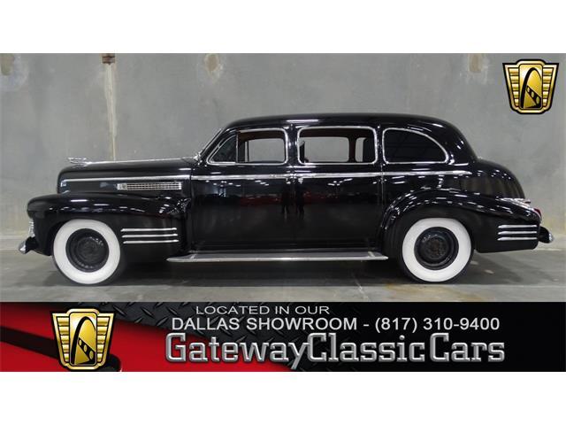 1941 Cadillac Fleetwood | 811344