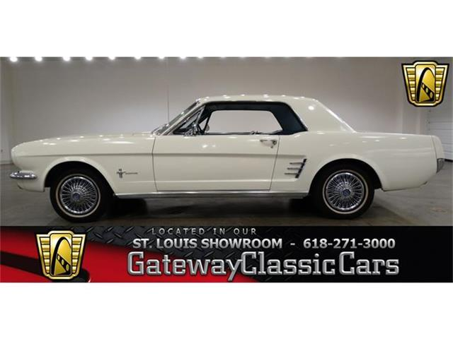 1966 Ford Mustang | 811351