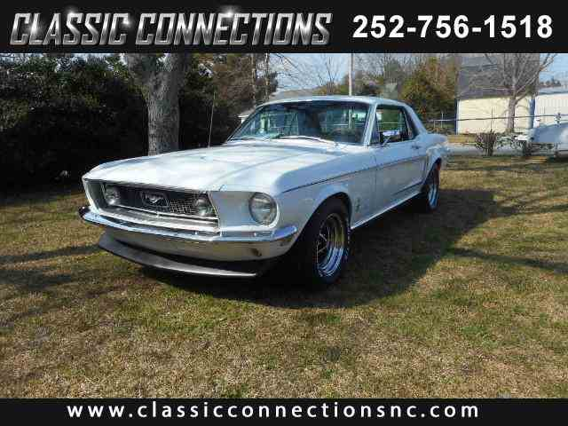 1968 Ford Mustang | 811370