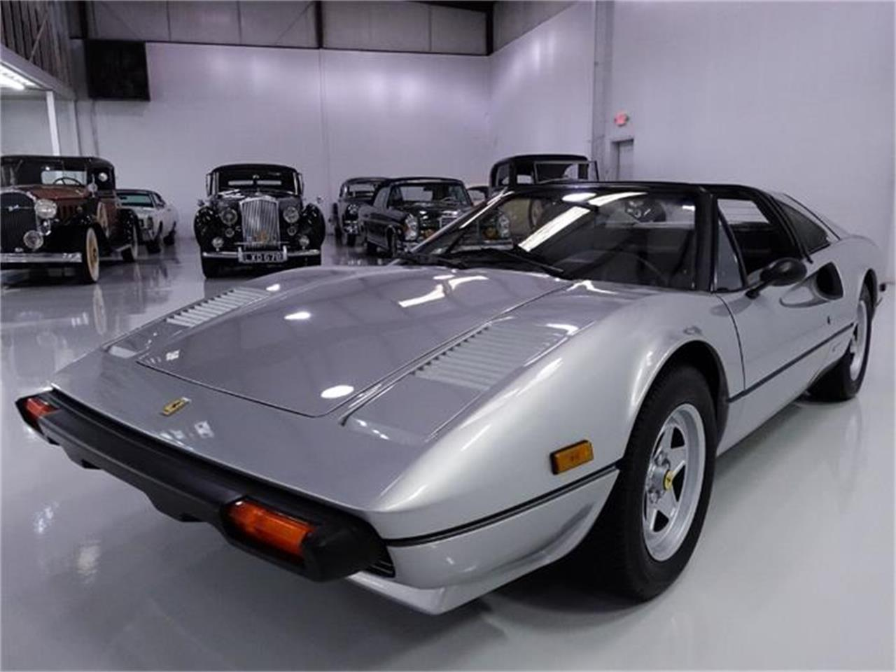 1981 ferrari 308 gtsi for sale cc 811893. Black Bedroom Furniture Sets. Home Design Ideas