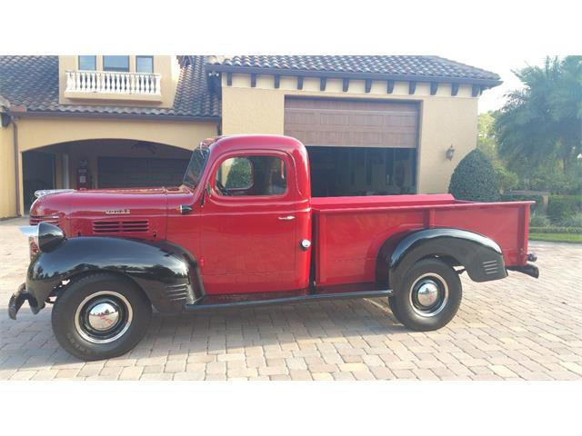 1946 Dodge WD-15 | 811894