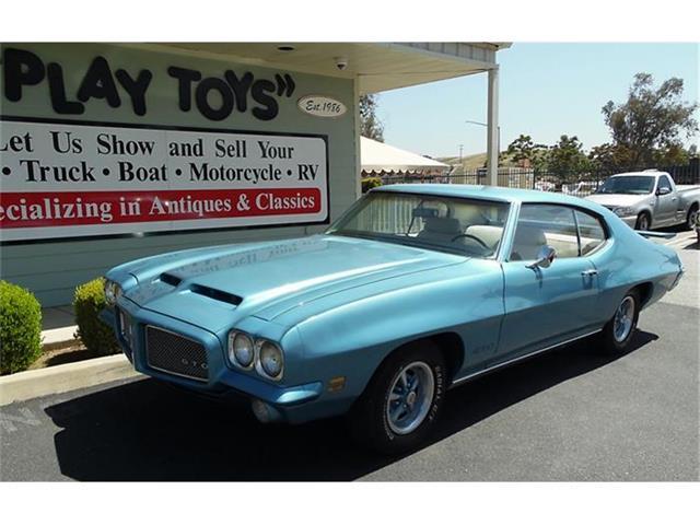 1971 Pontiac GTO | 812019