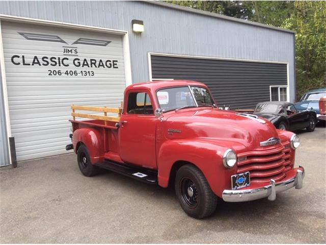 1951 Chevrolet 3600 | 812021