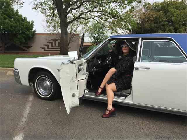 1963 Lincoln Continental | 812027
