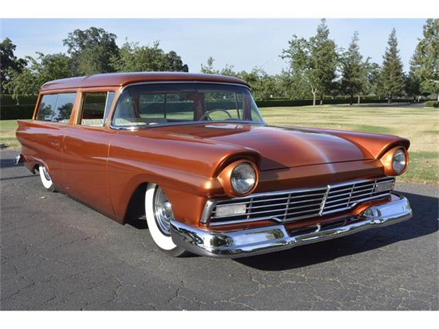 1957 Ford Ranch Wagon | 812031