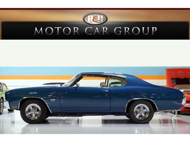 1970 Chevrolet Chevelle SS | 812041