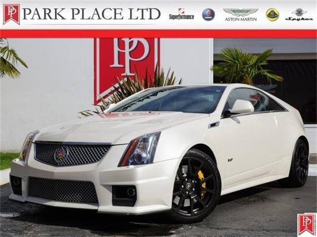2012 Cadillac CTS | 812044