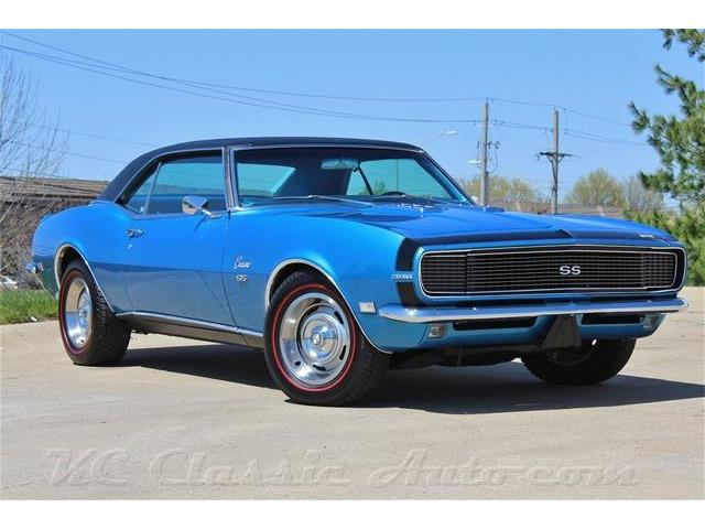 1968 Chevrolet Camaro RS/SS  396 4spd | 812066