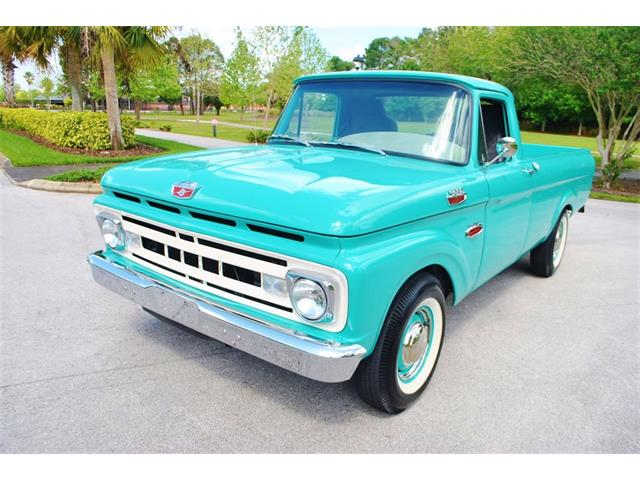 classifieds for 1961 ford f100 4 available. Black Bedroom Furniture Sets. Home Design Ideas