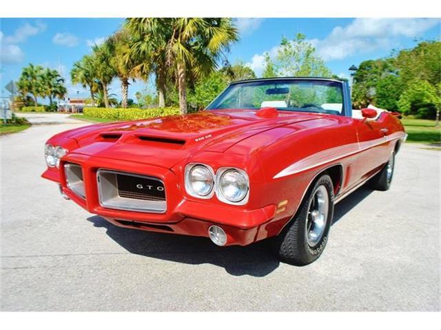 1972 Pontiac LeMans | 812071