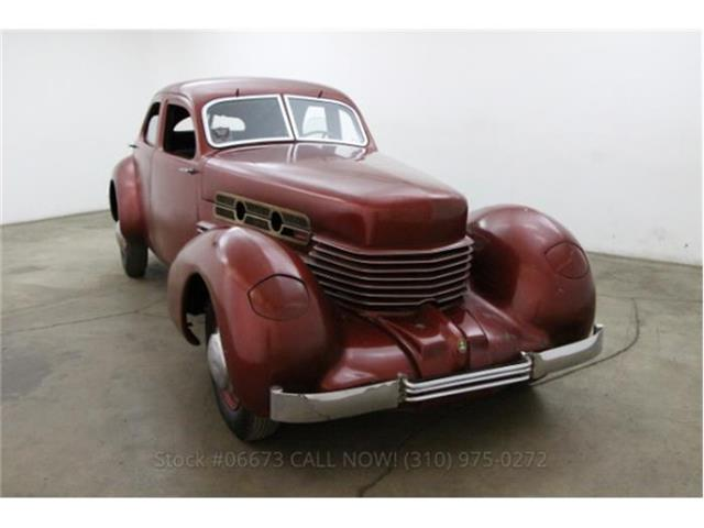 1936 Cord 810 Westchester | 812074