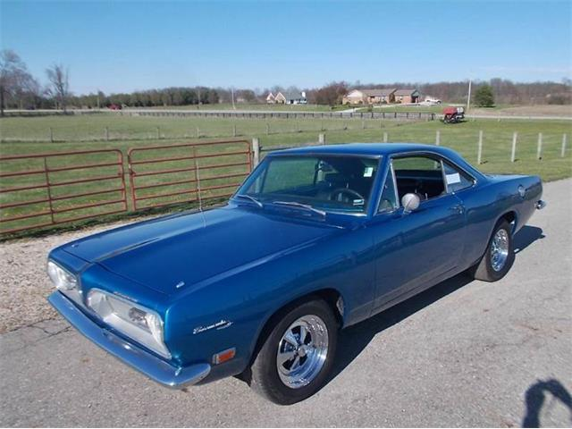 1969 Plymouth Barracuda | 812084
