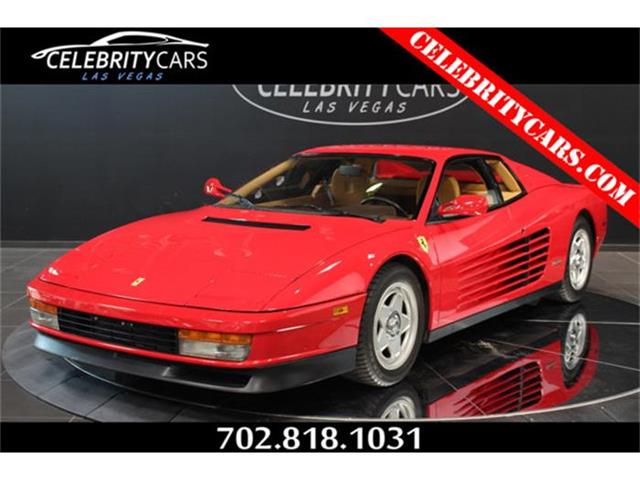 1988 Ferrari Testarossa | 812120
