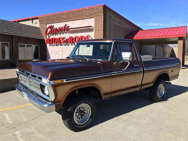1976 FORD RANGER 4 WHEEL DRIVE | 812124