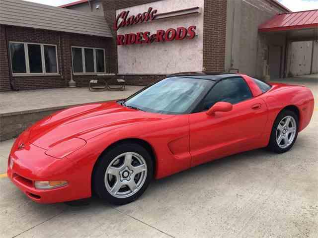 1997 Chevrolet Corvette   812125