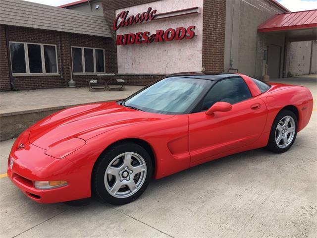 1997 Chevrolet Corvette | 812125