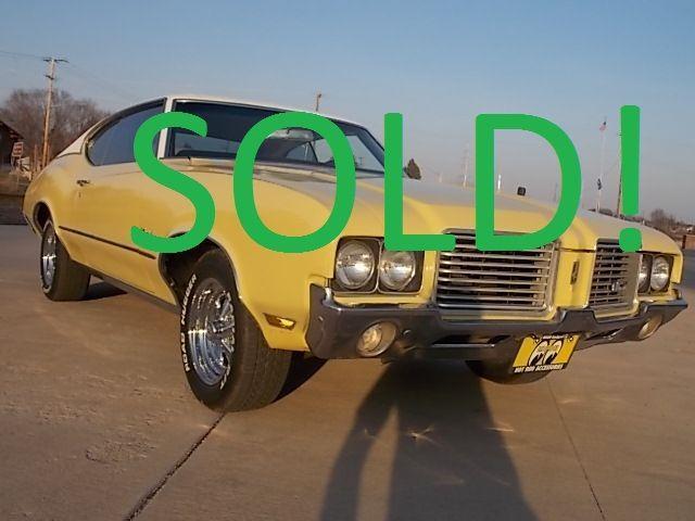 1972 Oldsmobile Cutlass | 812127