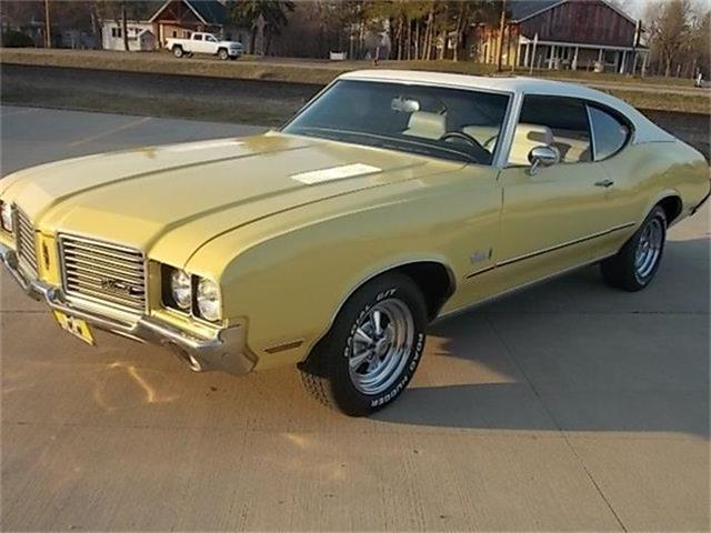 1972 Oldsmobile Cutlass | 812127