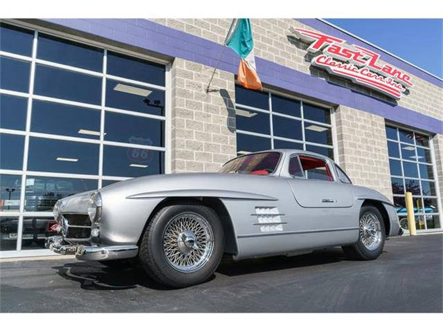 1955 Mercedes-Benz 300SL | 812129